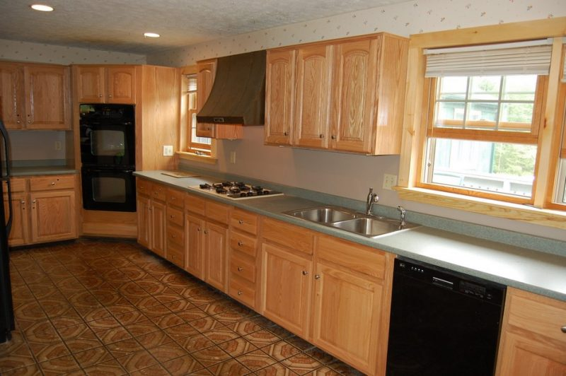 Refacing kitchen cabinet cost